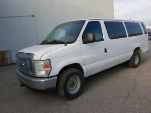 2011 Ford Club Wagon