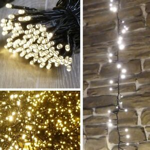 Pearl Weihnachtsbeleuchtung.Details Zu Timer Led Lichterkette Snakelight Outdoor Indoor Warmweiss Weihnachtsbeleuchtung