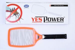 YES POWER RACKET ELECTRONIC MOSQUITO FLY SWATTER INSECTS ELECTRIC BAT HANDHELD - london, London, United Kingdom - YES POWER RACKET ELECTRONIC MOSQUITO FLY SWATTER INSECTS ELECTRIC BAT HANDHELD - london, London, United Kingdom