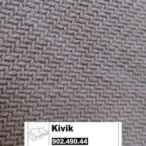Ikea Kivik Bezug 3er Sofa Replosa Beige 902 490 44 Ebay