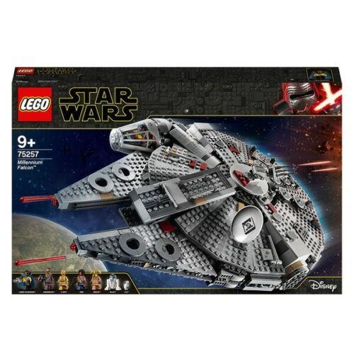 LEGO 75257 Star Wars Millennium Falcon Starship Building Set