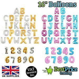 Or-argent-bleu-et-rose-16-034-alphabet-lettre-nombre-ballons-nom-fete