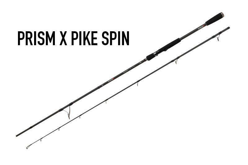 Fox Rage Prism X Pike Spin 240cm 30-100g Fishing Rod