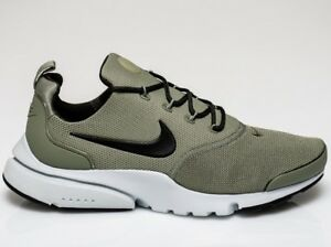 2018-Nike-Air-Presto-Fly-SE-Men-Size-UK-8-amp-10-5-Dark-Stucco-Grey-Green