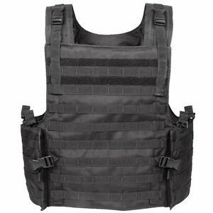 SECPRO-Titan-Tactical-Vest-Military-Level-IIIA-Bullet-Proof-Kevlar-Army-Small