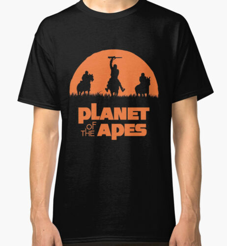 PLANET OF THE APES Mens Tees Shirt Clothing