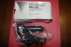 KENWOOD DC 5 12 VOLT CAR CHARGER FOR MANY KENWOOD PORTABLE STEREO039S - <span itemprop='availableAtOrFrom'>derby, Derbyshire, United Kingdom</span> - KENWOOD DC 5 12 VOLT CAR CHARGER FOR MANY KENWOOD PORTABLE STEREO039S - derby, Derbyshire, United Kingdom