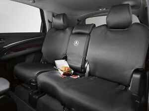 Genuine Acura MDX Nd Row Seat Cover Protector Set P - Acura mdx seat covers