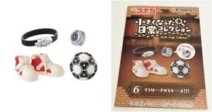 Re-Ment Detective Conan small days collection Watches soccer ball sneakers #6
