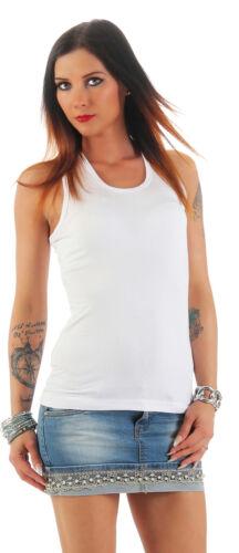 Damen Shirt Tank Top Body