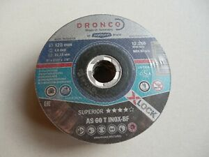 200x CUTTING DISCS 115x1x22 115mm ANGLE GRINDER ULTRA THIN METAL INOX APPROVED