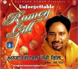 romey-GILL-INOLVIDABLE-Nuevo-Bollywood-CD