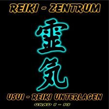 USUI - Reiki Unterlagen - Grad 1 - 13
