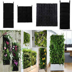 4-6-7-12-18-56-Pockets-Hanging-Vertical-Garden-Planter-Indoor-Outdoor-Herb-Bag