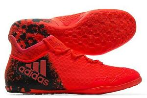 a423d098f adidas X 16.1 TRX IN CT Court Indoor 2016 Soccer Shoes Brand New Red ...
