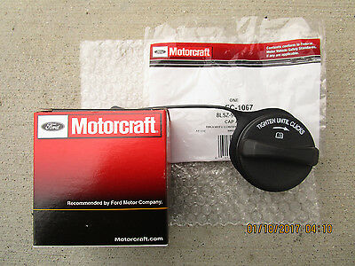 01-11 FORD EXPLORER FUEL GAS TANK FILLER CAP WITH TETHER OEM BRAND NEW FC-974