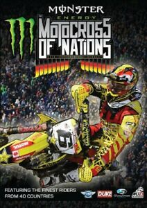 Motocross of Nations 2013 [New DVD] NTSC Format