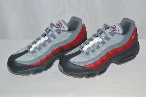 Nike Men's Air Max 95 Essential Running Shoes, 749766 025