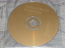 Robbie Williams:  Escapology   CD  promo RWESCDJ00 NM