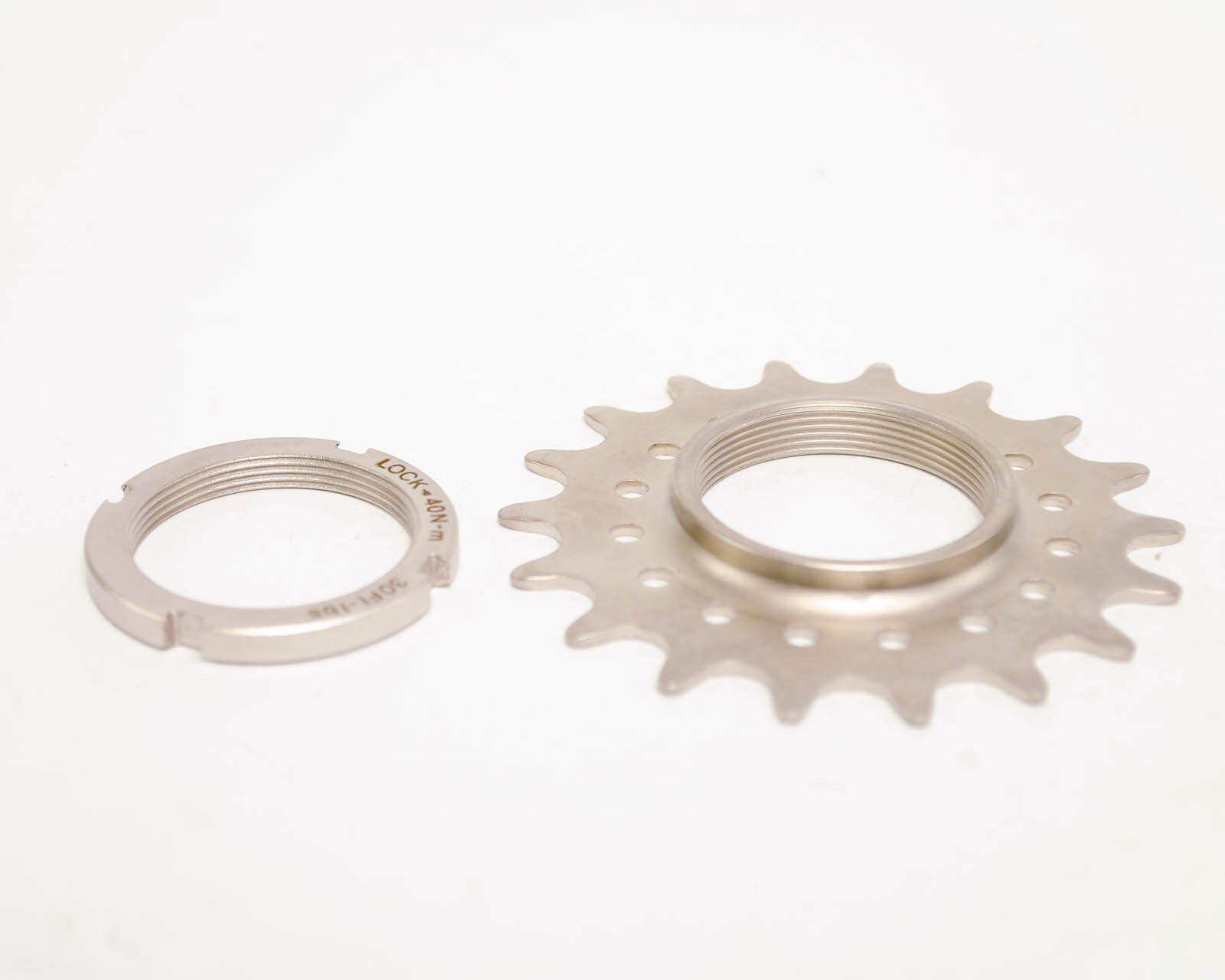 """New Dicta BMX Road Fixed Gear Track Bicycle Bike Threaded Cog 1//8/"""" 18T CP"""