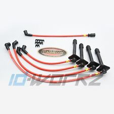 Magnecor KV85 HT Ignition Leads 8.5mm Toyota Starlet Glanza V Turbo EP91