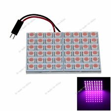 1x Green Car Panel Reading Light Dome Blub 24 5050 SMD LED T10 festoon J006