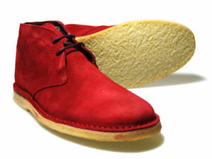 Junction Red Suede 75 12 Delicious Boots £ Uk P p Rrp 6 Crowley Gratis pqdWTFWa