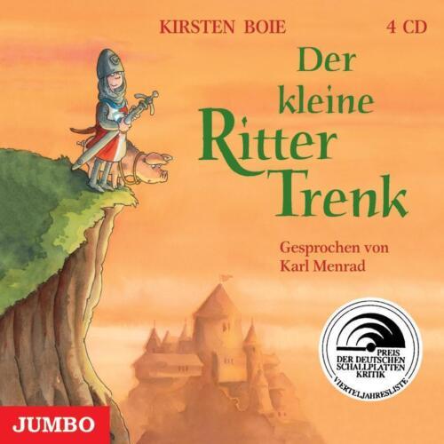 1 von 1 - Der kleine Ritter Trenk. 4 CDs von Kirsten Boie