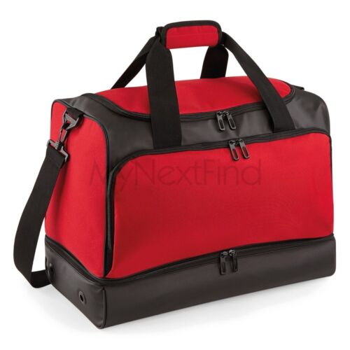 BagBase Hardbase Sports Holdall Bag