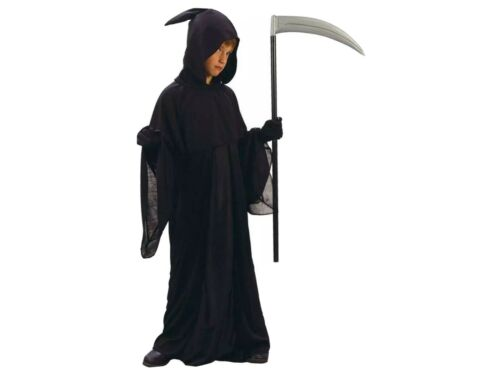 Child Toddler Halloween Costume Dress Up Outfit Smiffys Grim Reaper Small