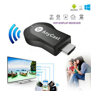 anycast hdmi wifi tv dongle stick 1080p dlna airplay. Black Bedroom Furniture Sets. Home Design Ideas