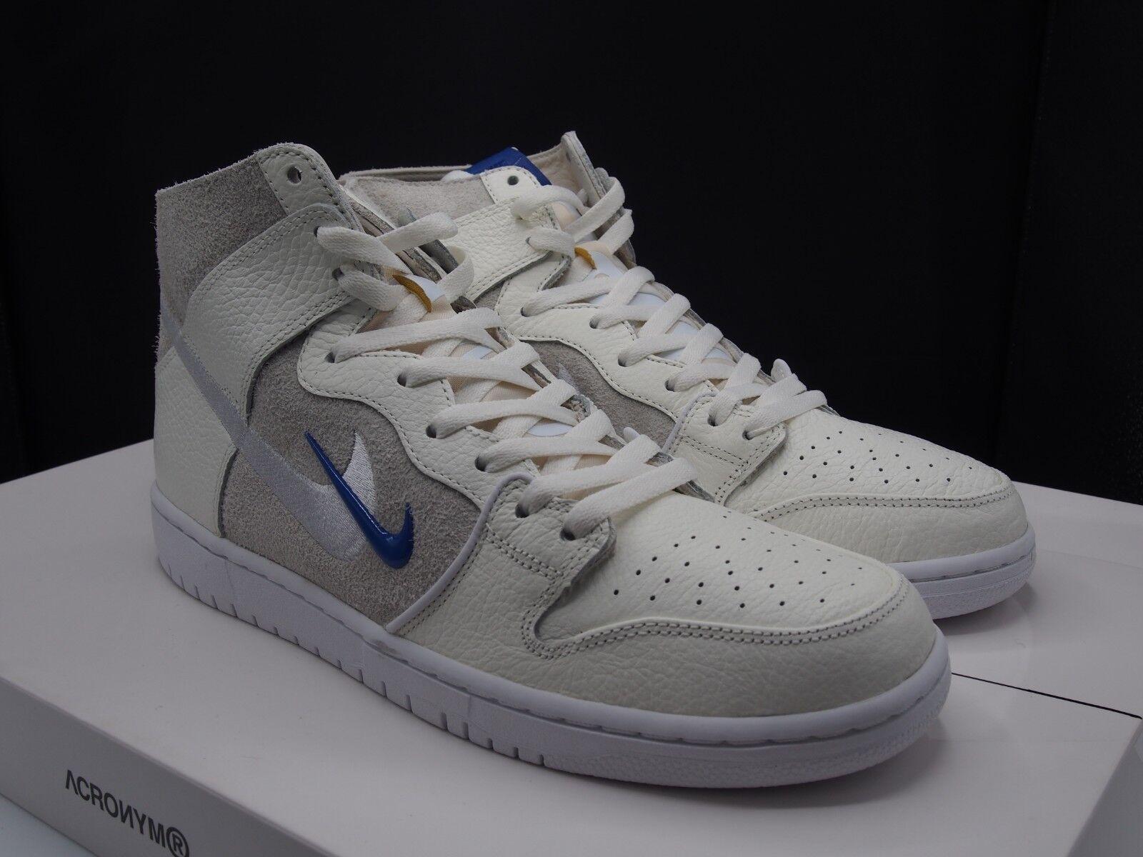 Nike SB Zoom Dunk High Pro QS SoulLand FRI.day AH9613-141 Men's size 11 US