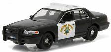 Greenlight 1/64 CHP California Highway Patrol 2008 Ford Crown Vic Police Car