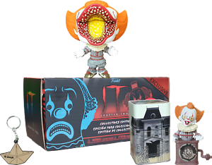 Pennywise-Deadlights-Funko-Pop-Vinyl-New-in-Sealed-Collectors-Box