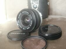 Olympus OM-System Zuiko AUTO-W 28mm F2.8 Lens