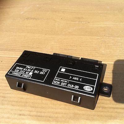 BMW E39 Türmodul Tür Steuergerät 6904247 Anklappfunktion Beiklappfunktion Hella