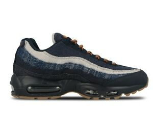 more photos 17333 a005a Image is loading Men-Nike-Air-Max-95-PRM-Denim-538416-