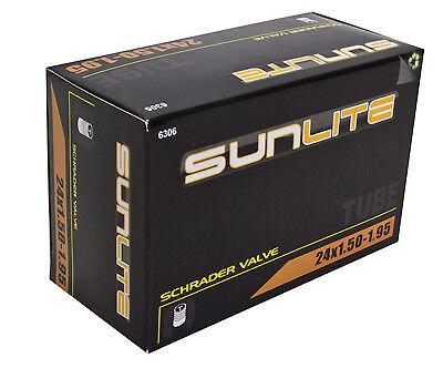Tube SunLite 24x1.50-1.95 Schrader Valve