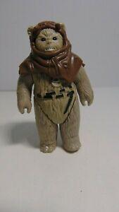 Vintage-Star-Wars-Lili-Ledy-Chief-Chirpa-Ewok-Near-Mint-Action-Figure-1983