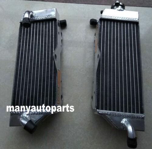 aluminum radiator FOR Yamaha WR 400 F WR400F 1998-2000 98 99 00 1999 1998 2000