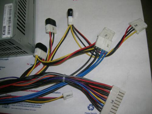 Genuine Dell Dimension XPS R450 V350 T500 T600 4100 200 Watt Power Supply P7