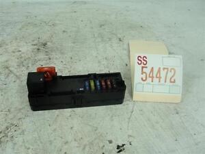 1999 2002 mercedes benz clk320 mini relay fuse box unit. Black Bedroom Furniture Sets. Home Design Ideas