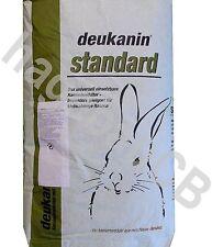 deukanin standard 25kg Kaninchen Futter Hasenfutter Kaninchenpellets Häschen