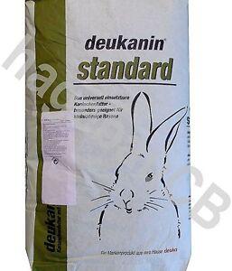 deukanin-standard-25kg-Kaninchen-Futter-Hasenfutter-Kaninchenpellets
