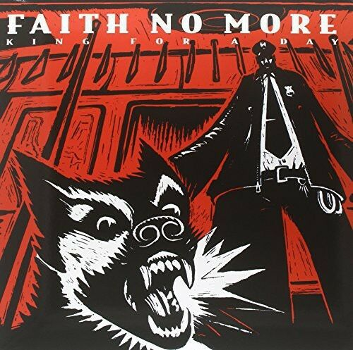 Faith No More - King for a Day Fool for a Lifetime [New Vinyl LP] Ltd Ed, 180 Gr