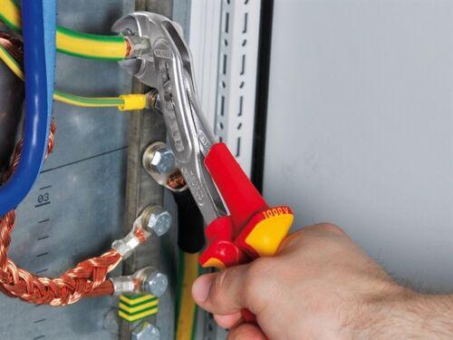 Knipex KPX8806250 vde alligator pompe à eau pinces