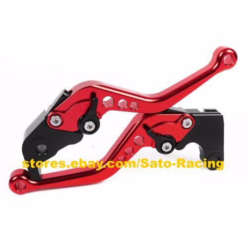 US For GSXR GSX600//750 SV650//S RGV250 RF600R Bandit 600 Brake Clutch Lever Set