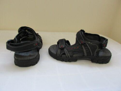 New Boy/'s Coleman Lagoon Jr Sport Sandals Black 137G
