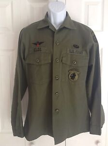 U.S Army Korea Jump Wings Game Sportswear Finest Vest
