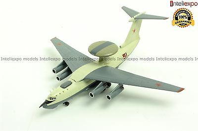 Beriev A-50M Mainstay - 2007 Russisch Metall Modell 1/200 Militärflugzeuge No 12
